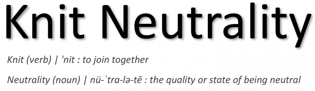 Knit Neutrality